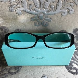 Tiffany Frames with Swarovski Key Detail